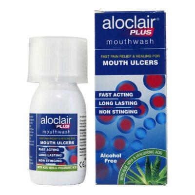 Aloclair Plus Sol Or 60 Ml