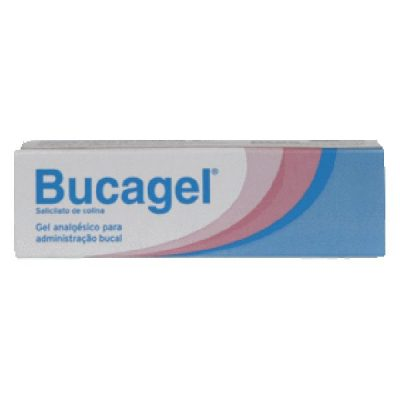 Bucagel , 87 mg:g Bisnaga 10 g Gel bucal