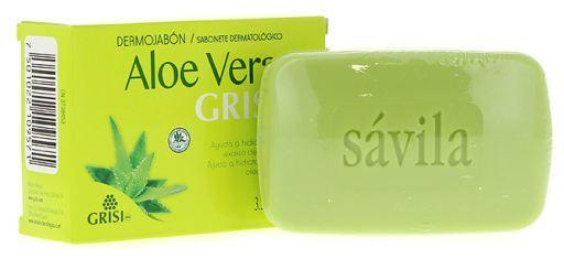 Grisi Aloe vera sabonete com bolsa