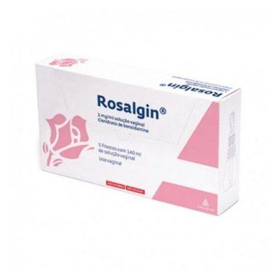 Rosalgin , 1 mg:ml 5 Frasco 140 ml Sol vag